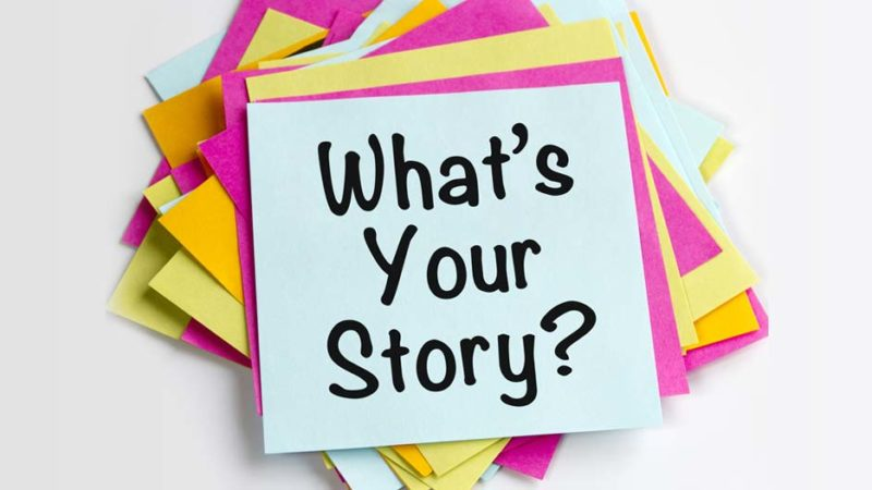 Share Your Story to Get Closer to Your Audience